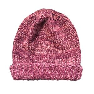 H&M Women's Red Cute Warm Knit Beanie